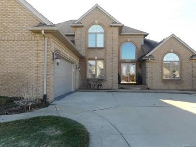 47089 Woodberry Estates Drive, Macomb Twp, MI 48044 - MLS#: 218014414