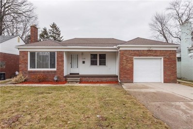 21149 Huntington Avenue, Harper Woods, MI 48225 - MLS#: 218014574