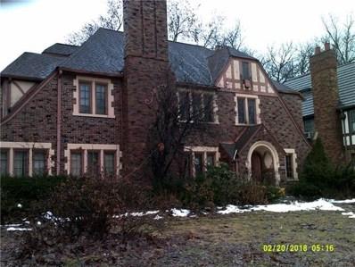 19435 Canterbury Road, Detroit, MI 48221 - MLS#: 218014740