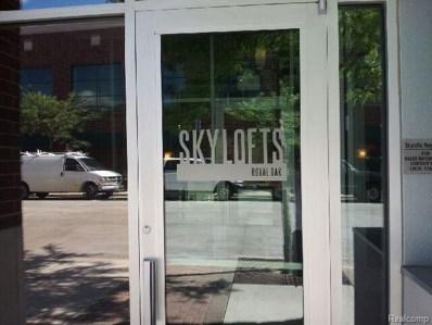 100 W 5TH Street UNIT 402, Royal Oak, MI 48067 - MLS#: 218014781