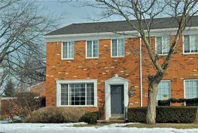 453 Fox Hills Drive N, Bloomfield Twp, MI 48304 - MLS#: 218014981