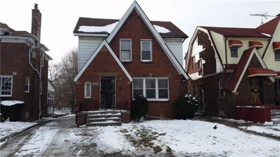 18425 Prairie Street, Detroit, MI 48221 - MLS#: 218015072