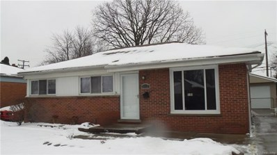 28712 Beste Street, St. Clair Shores, MI 48081 - MLS#: 218015128
