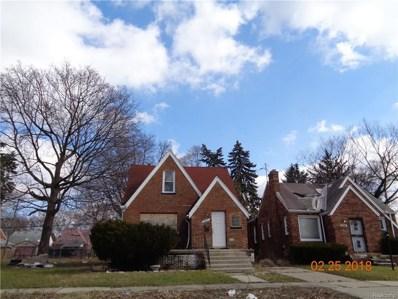 9582 Abington Avenue, Detroit, MI 48227 - MLS#: 218015156
