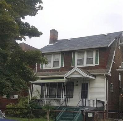 7826 Senator Street, Detroit, MI 48209 - MLS#: 218015189