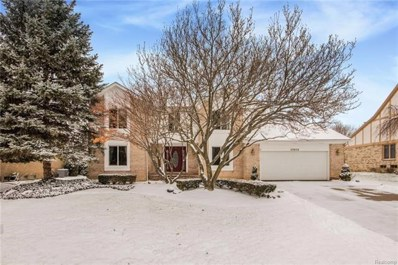 37858 Windwood Drive, Farmington Hills, MI 48335 - MLS#: 218015283