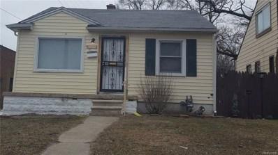 18898 Bloom Street, Detroit, MI 48234 - MLS#: 218015541