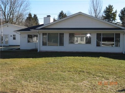 6386 Brookside Drive E, Forester Twp, MI 48427 - MLS#: 218015641
