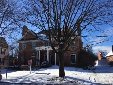 517 Oak Street, Rochester, MI 48307 - MLS#: 218015648