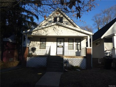 16626 Monica Street, Detroit, MI 48221 - MLS#: 218015793