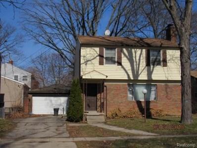 1110 W McClellan Street, Flint, MI 48504 - MLS#: 218016105