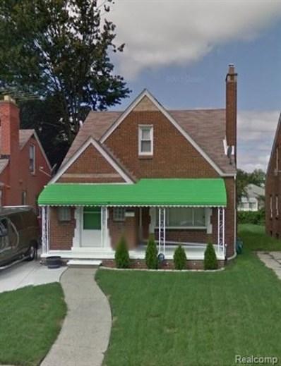 16545 Mansfield Street, Detroit, MI 48235 - MLS#: 218016231