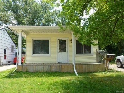 1607 Princeton Road, Berkley, MI 48072 - MLS#: 218016240