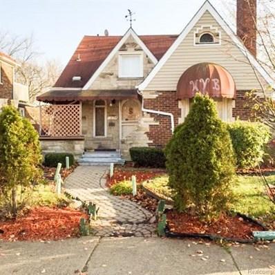 13104 Chandler Park Drive, Detroit, MI 48213 - MLS#: 218016384
