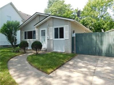 144 Beyne Street, Mount Clemens, MI 48043 - MLS#: 218016465