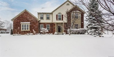 4451 Carriage Hill Court, Oakland Twp, MI 48306 - MLS#: 218016606