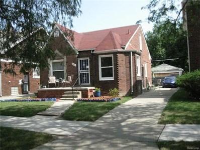 5734 Lakeview Street, Detroit, MI 48213 - MLS#: 218016619