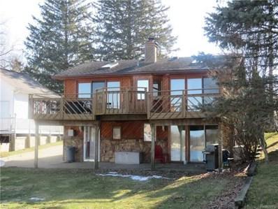 1508 Lakeview Drive, Wolverine Lake Vlg, MI 48390 - MLS#: 218016676