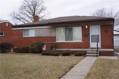 30329 Garry Avenue, Madison Heights, MI 48071 - MLS#: 218016758