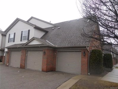 20644 Dunham Road UNIT 32, Clinton Twp, MI 48038 - MLS#: 218016840