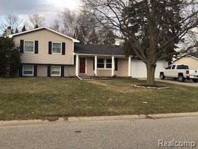 5099 Old Franklin Road, Grand Blanc Twp, MI 48439 - MLS#: 218016982