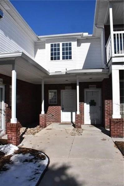 14534 Moravian Manor Circle, Sterling Heights, MI 48312 - MLS#: 218017149