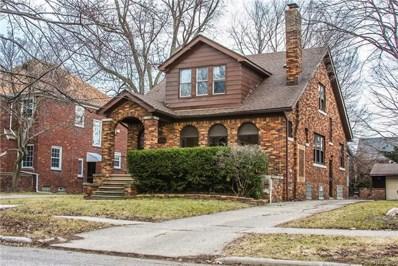3854 Audubon, Detroit, MI 48224 - MLS#: 218017245