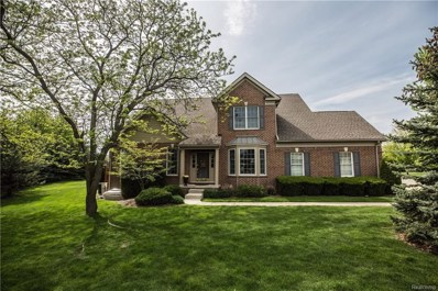 44879 Broadmoor Circle S, Northville Twp, MI 48168 - MLS#: 218017549
