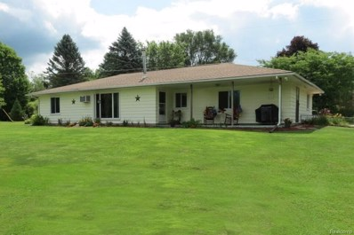 929 Sheldon Drive, Holly Twp, MI 48442 - MLS#: 218017779