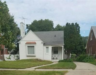 258 Piper, Detroit, MI 48215 - MLS#: 218017862