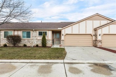 42397 Willow Tree Lane W, Clinton Twp, MI 48038 - MLS#: 218017869