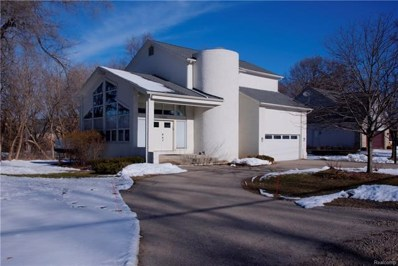 1780 Sunset Drive, Bloomfield Twp, MI 48302 - MLS#: 218017979