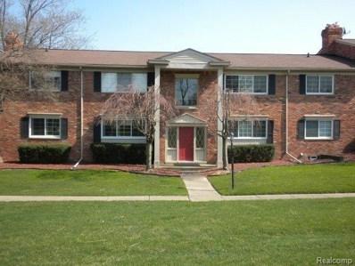 42550 Woodward Avenue UNIT 1B, Bloomfield Twp, MI 48304 - MLS#: 218018200