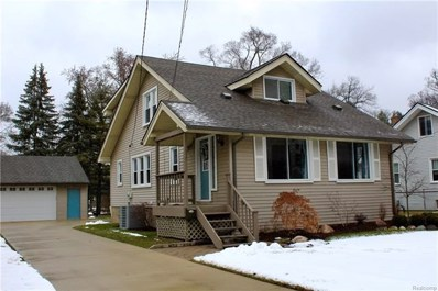 415 Parkdale Avenue, Royal Oak, MI 48073 - MLS#: 218018268