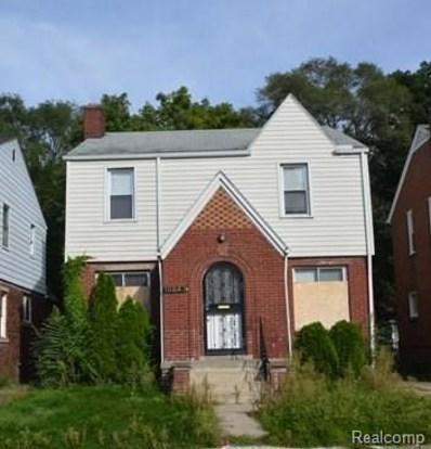 16642 Stansbury Street, Detroit, MI 48235 - MLS#: 218018500