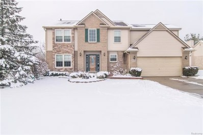 6618 Marten Knoll Drive, West Bloomfield Twp, MI 48324 - MLS#: 218018542