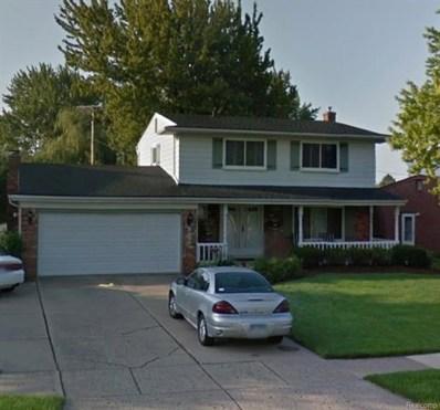 3950 Nowak Drive, Sterling Heights, MI 48310 - MLS#: 218018563