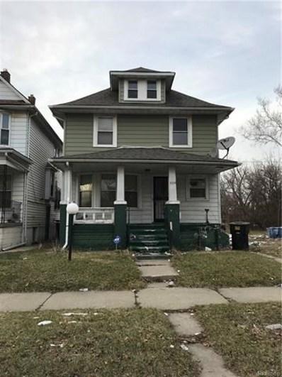 3334 Lothrop Street, Detroit, MI 48206 - MLS#: 218018604