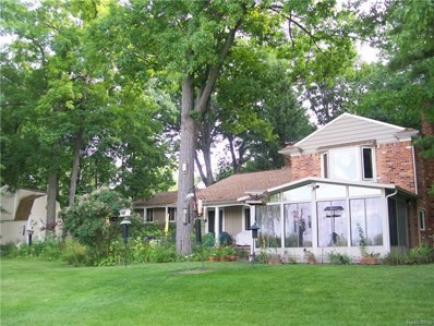 2450 Ostrum Drive, Waterford Twp, MI 48328 - MLS#: 218018814