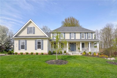 3219 Lakewood Shores Drive, Genoa Twp, MI 48843 - MLS#: 218018836