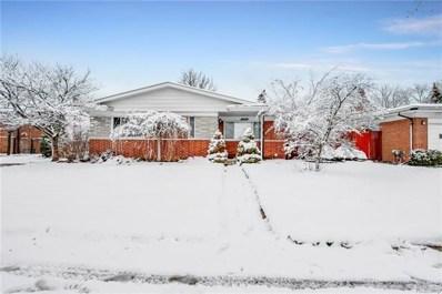11951 Carol Avenue, Warren, MI 48093 - MLS#: 218018911