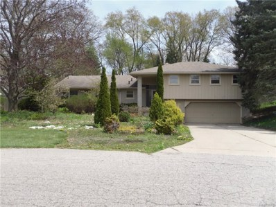 38598 Applewood Street, Clinton Twp, MI 48036 - MLS#: 218019027