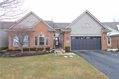 1472 Covington Crossing, Commerce Twp, MI 48390 - MLS#: 218019086
