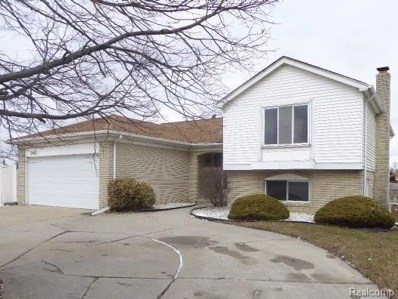 13811 Carlisle Drive, Sterling Heights, MI 48312 - MLS#: 218019141