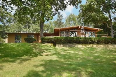 995 Timberlake Drive, Bloomfield Twp, MI 48302 - MLS#: 218019177