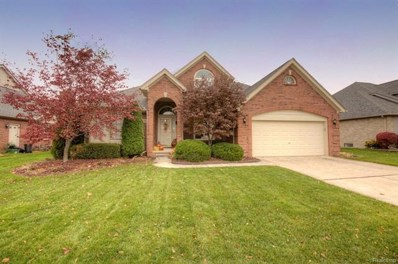 45457 Indian Creek Drive, Canton Twp, MI 48187 - MLS#: 218019367