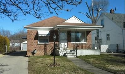 6212 Warwick, Detroit, MI 48228 - MLS#: 218019909