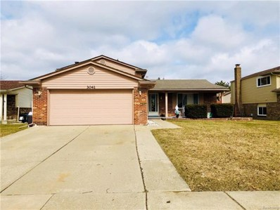 3041 Charity Drive, Sterling Heights, MI 48310 - MLS#: 218019962