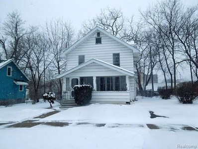 16 Chippewa Road, Pontiac, MI 48341 - MLS#: 218019964