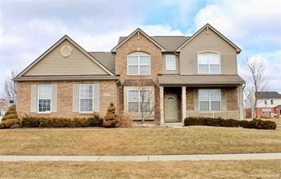 3511 Hogan Circle, Rochester Hills, MI 48307 - MLS#: 218020389